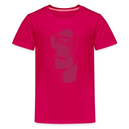 la trebbiatrice - Maglietta Premium per ragazzi