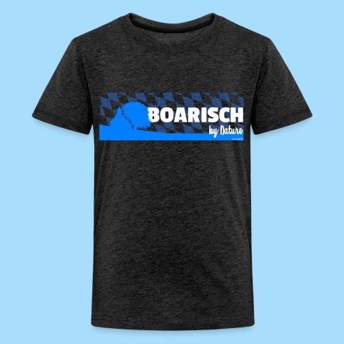Boarisch By Nature - Teenager Premium T-Shirt