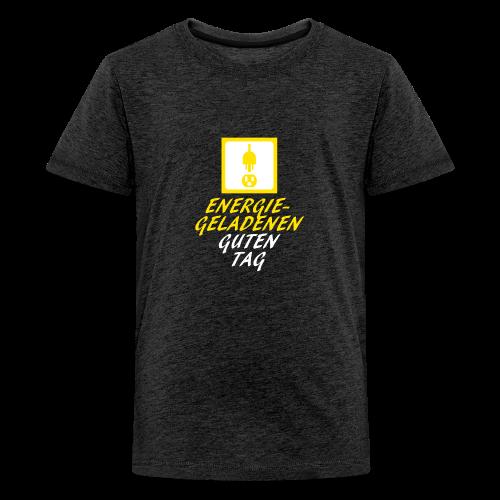 DieSteckdoze - Teenager Premium T-Shirt