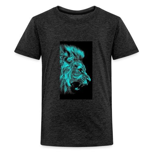 kalte Wut - Teenager Premium T-Shirt