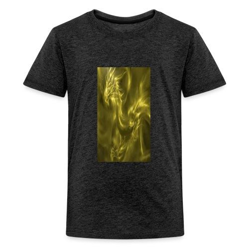 Sonnendrache - Teenager Premium T-Shirt