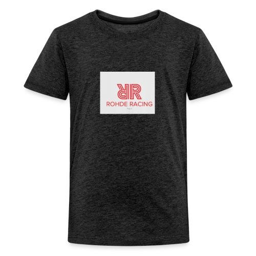 0155DB6D 820E 4325 A974 0E77F21BAE98 - Premium T-skjorte for tenåringer