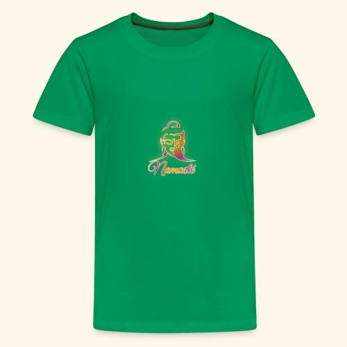 Buddha - Namasté - Teenager Premium T-Shirt