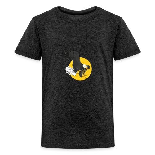 american eagle sun - Teenager Premium T-shirt