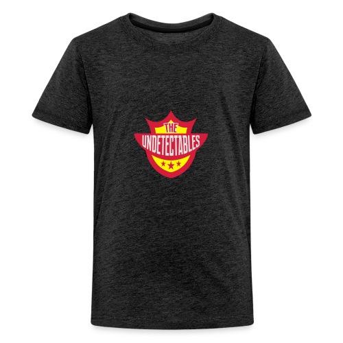 Undetectables voorkant - Teenager Premium T-shirt