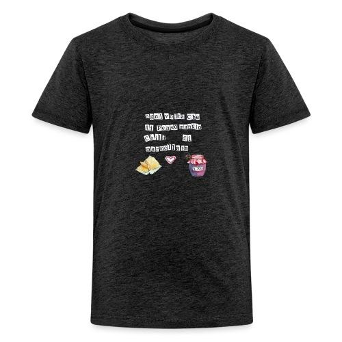 Marmellata - Maglietta Premium per ragazzi