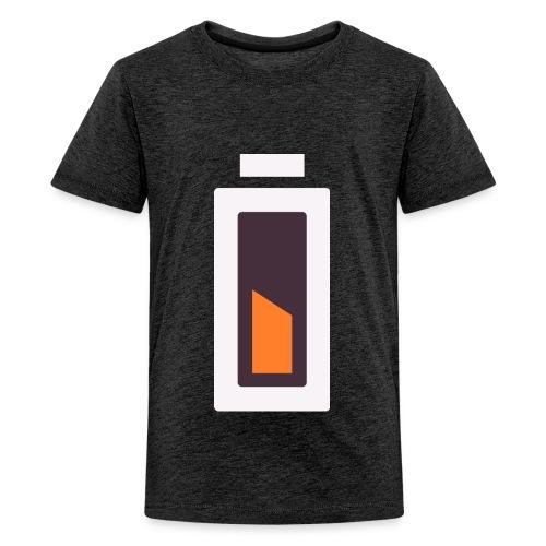 Batterie - En charge... - T-shirt Premium Ado