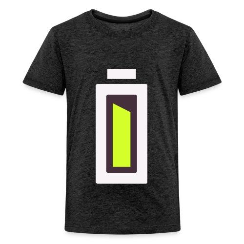 Batterie - Ready ?! - T-shirt Premium Ado