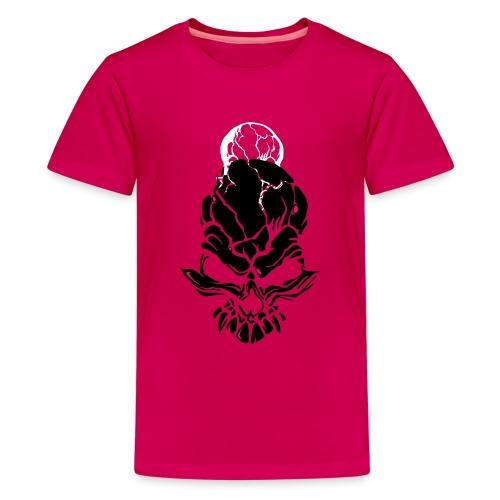 F noize fronte png - Teenage Premium T-Shirt