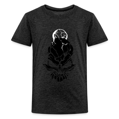 F noize fronte png - Teenage Premium T-Shirt