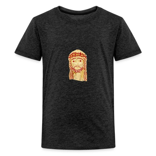 micropiece diamond - Teenage Premium T-Shirt