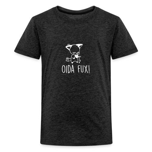 Vorschau: Oida Fux - Teenager Premium T-Shirt