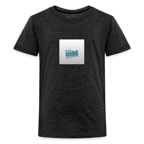 dit zijn super toffe spullen bestel ze - Teenager Premium T-shirt