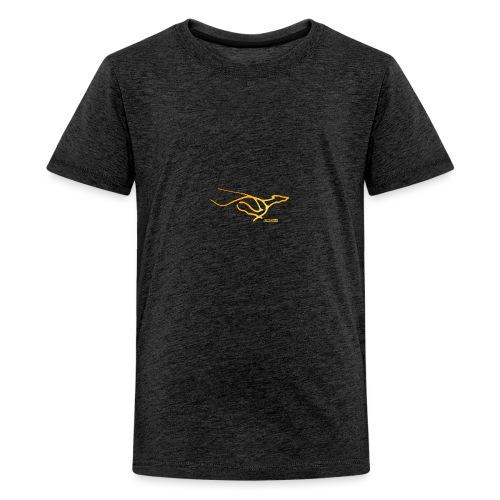 Logo et Emblème du Galster - T-shirt Premium Ado