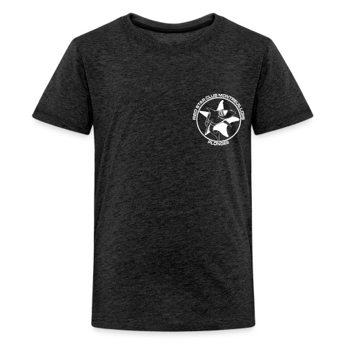 logoRSCMblanc - T-shirt Premium Ado