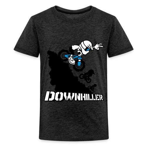Downhiller - Teenager Premium T-Shirt