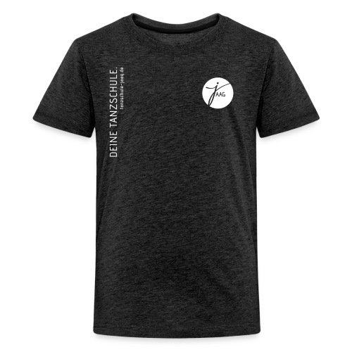 Tanzschule JAAG - Teenager Premium T-Shirt