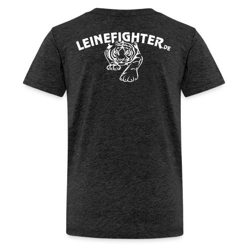 Leinefighter - Teenager Premium T-Shirt
