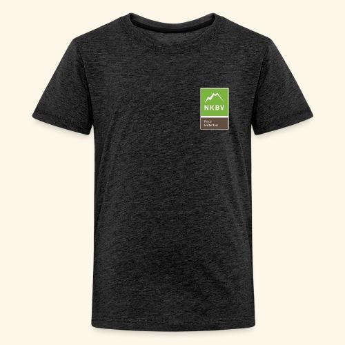 Logo Regio Rotterdam NKBV - Teenager Premium T-shirt