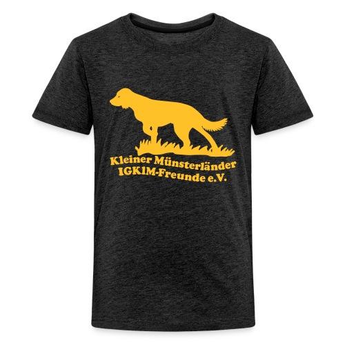 igkim79u59 - Teenager Premium T-Shirt