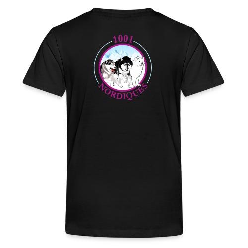 1001 Nordiques - T-shirt Premium Ado