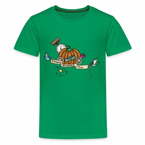 bibbety bobbety boo - Teenage Premium T-Shirt