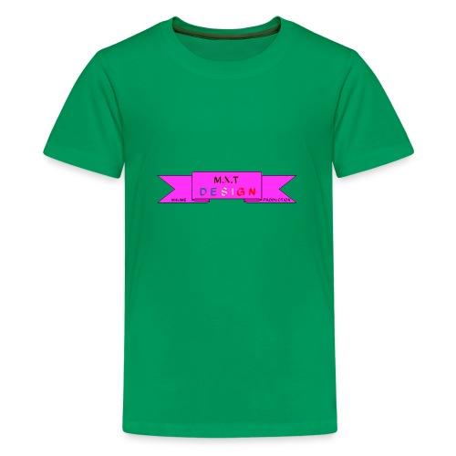 design MXT 1 - T-shirt Premium Ado