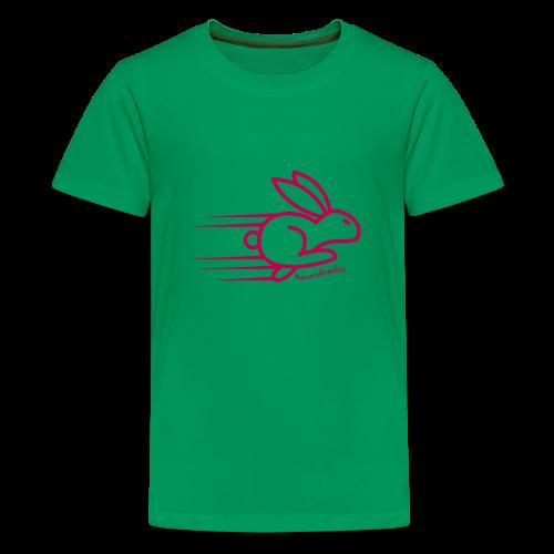 Hasenbraten - Teenager Premium T-Shirt