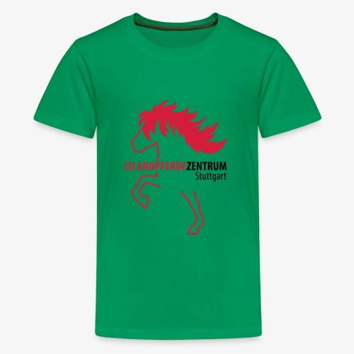 Logo IPZS neu other - Teenager Premium T-Shirt