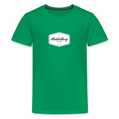 0118 Middelburg - Teenager Premium T-shirt