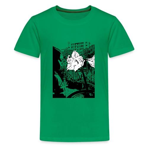 BICO2 - Camiseta premium adolescente