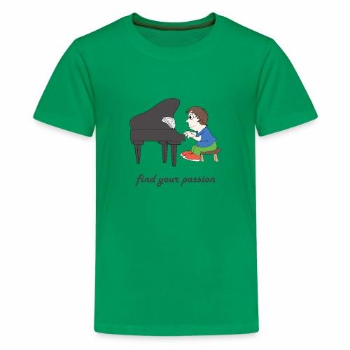 Passion - Koszulka młodzieżowa Premium