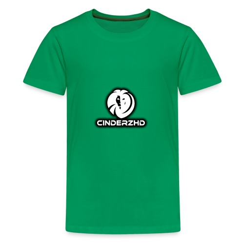 logotrans - Teenage Premium T-Shirt