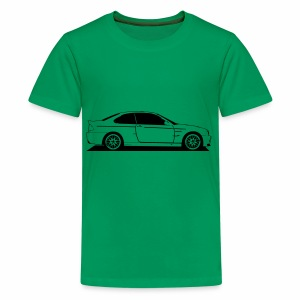 E46 neu - Teenager Premium T-Shirt