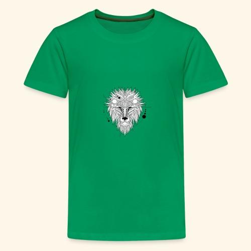 lyon - Camiseta premium adolescente