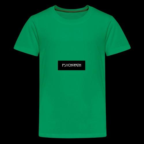 PSYCHOPATH - Koszulka młodzieżowa Premium