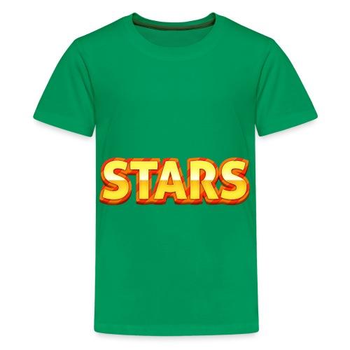 Stars - Premium-T-shirt tonåring