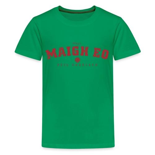 mayo vintage - Teenage Premium T-Shirt