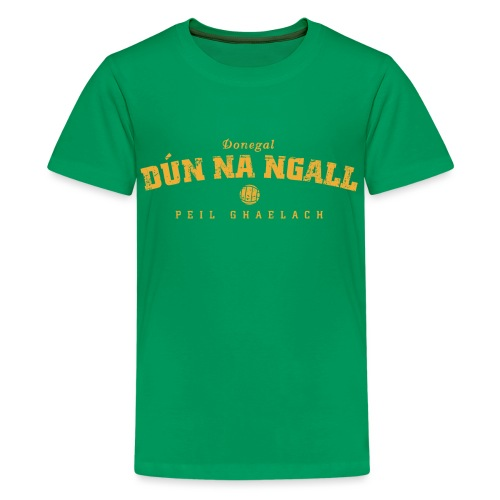 donegal vintage - Teenage Premium T-Shirt