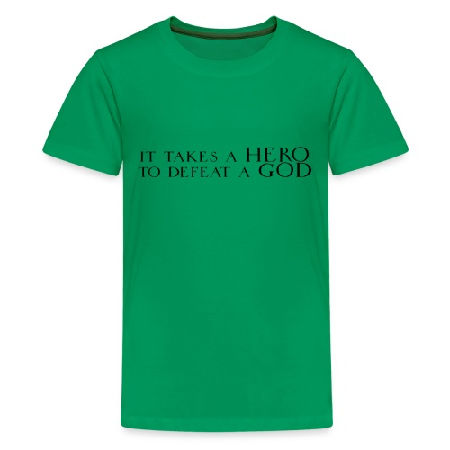 hero - Teenage Premium T-Shirt