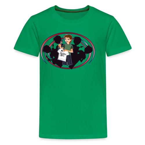 petit peintre - T-shirt Premium Ado