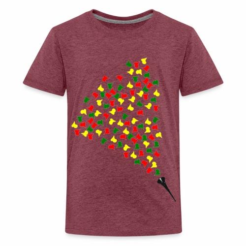 vuvuzela - T-shirt Premium Ado