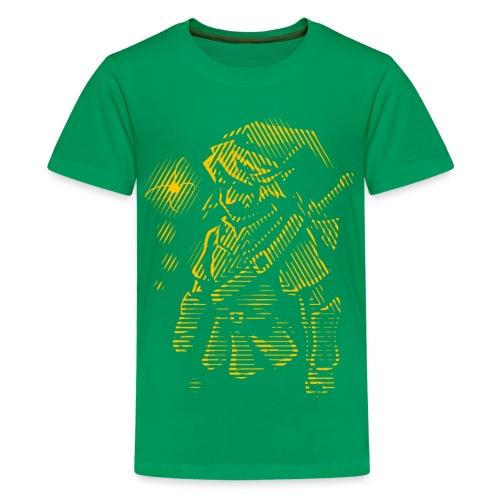 Courage T-shirt - Teenage Premium T-Shirt