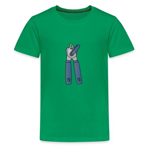 DOSENÖFFNER c - Teenager Premium T-Shirt