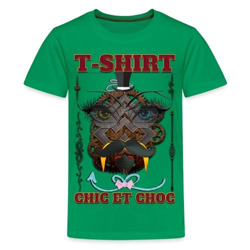 T-shirt chic et choc - T-shirt Premium Ado