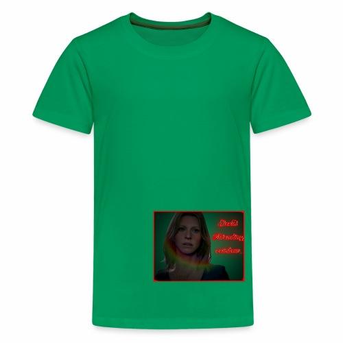 deathStranding Gamers - Camiseta premium adolescente