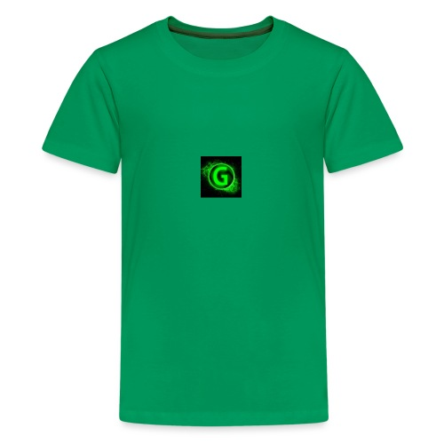 Gamer - Teenage Premium T-Shirt