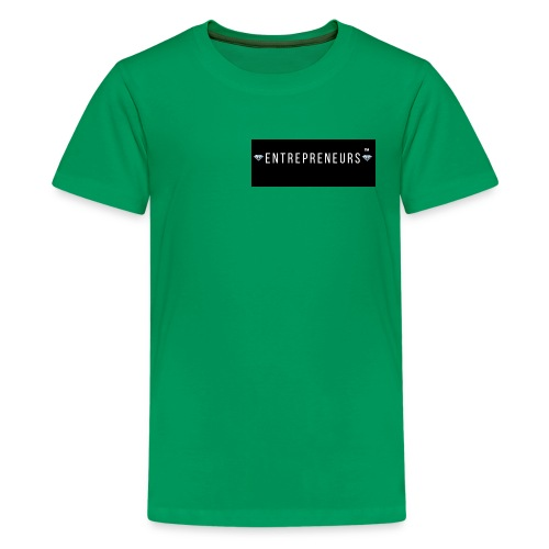 entTM - Teenage Premium T-Shirt