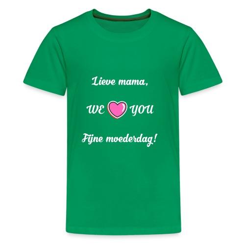 Mama - T-shirt Premium Ado
