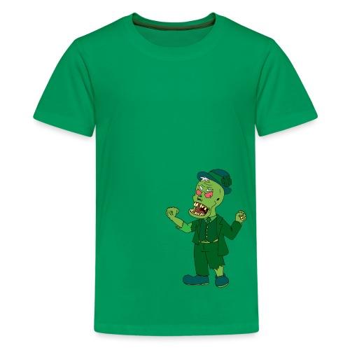 Irish - Teenage Premium T-Shirt